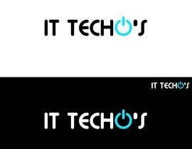 LiviuGLA93 tarafından Design a Logo for ITTechos için no 73