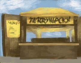 #11 cho Festival food stall design bởi heymarsgo