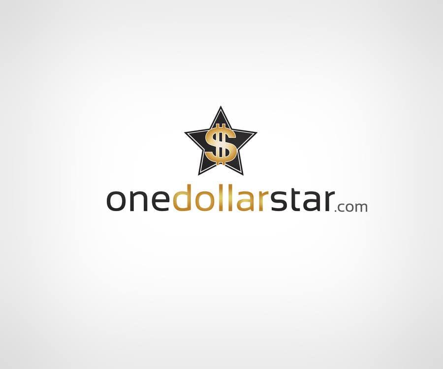 Penyertaan Peraduan #                                        6                                      untuk                                         Logo Design for onedollarstar