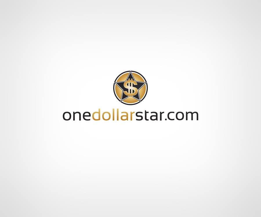 Penyertaan Peraduan #                                        20                                      untuk                                         Logo Design for onedollarstar