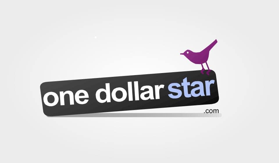 Penyertaan Peraduan #                                        124                                      untuk                                         Logo Design for onedollarstar