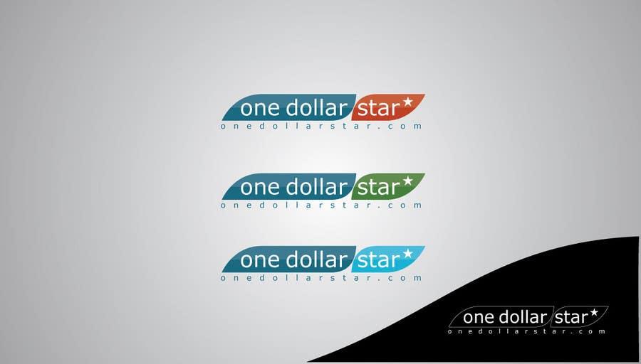 Konkurrenceindlæg #113 for Logo Design for onedollarstar
