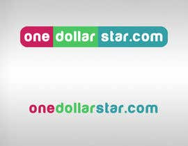 #56 for Logo Design for onedollarstar by ondrejuhrin
