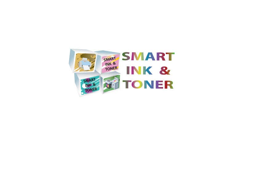 Kilpailutyö #                                        15                                      kilpailussa                                         Logo Design for smartinkandtoner.com