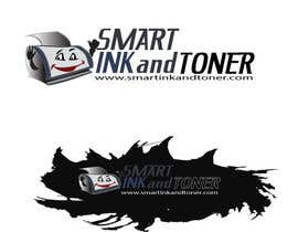 #37 untuk Logo Design for smartinkandtoner.com oleh RoxanaFR