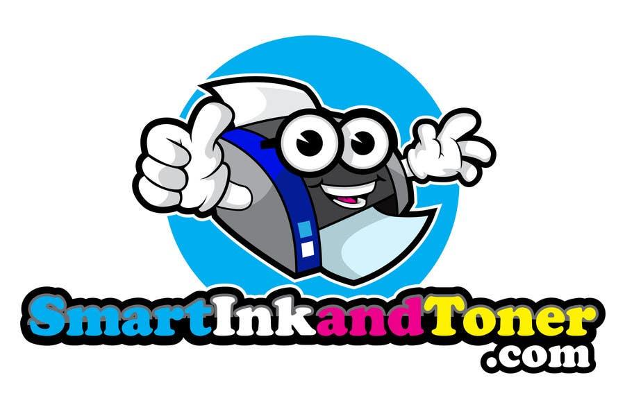 Inscrição nº                                         38                                      do Concurso para                                         Logo Design for smartinkandtoner.com