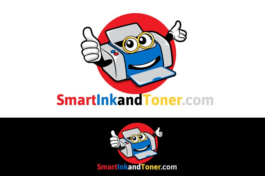 Konkurrenceindlæg #                                        40                                      for                                         Logo Design for smartinkandtoner.com