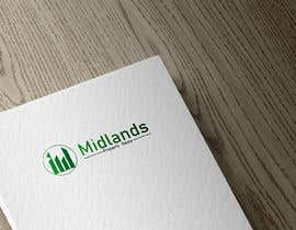 "#24 untuk Logo for ""Midlands Property Deals"" - 2 Colours (Green and Black) - Design & Text oleh hasibuls171"