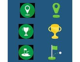 #14 untuk need website icons created oleh FinoDesignINK