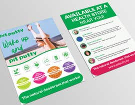 #24 for Create a fun flyer in our brand design by Creativekhairul