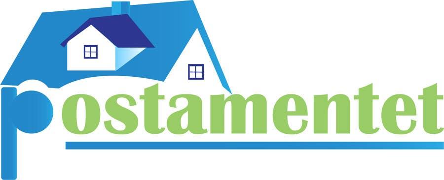 Kilpailutyö #                                        80                                      kilpailussa                                         Logo Design for Postamentet