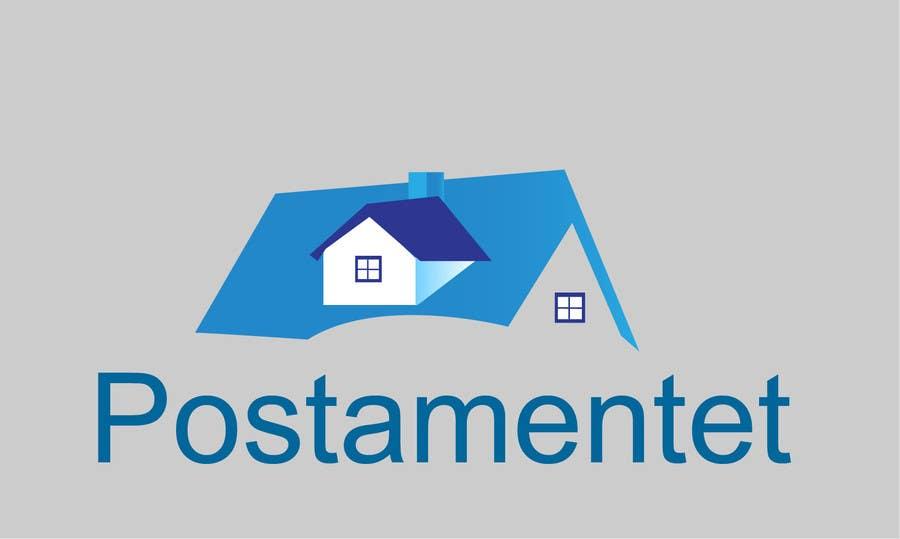 Inscrição nº                                         87                                      do Concurso para                                         Logo Design for Postamentet