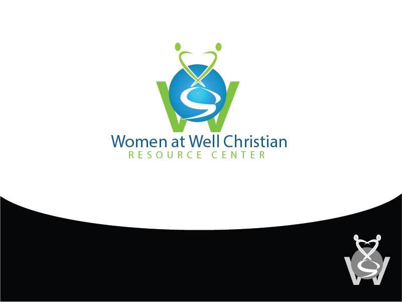 Penyertaan Peraduan #16 untuk Logo Design for Women at the Well Christian Resource Center
