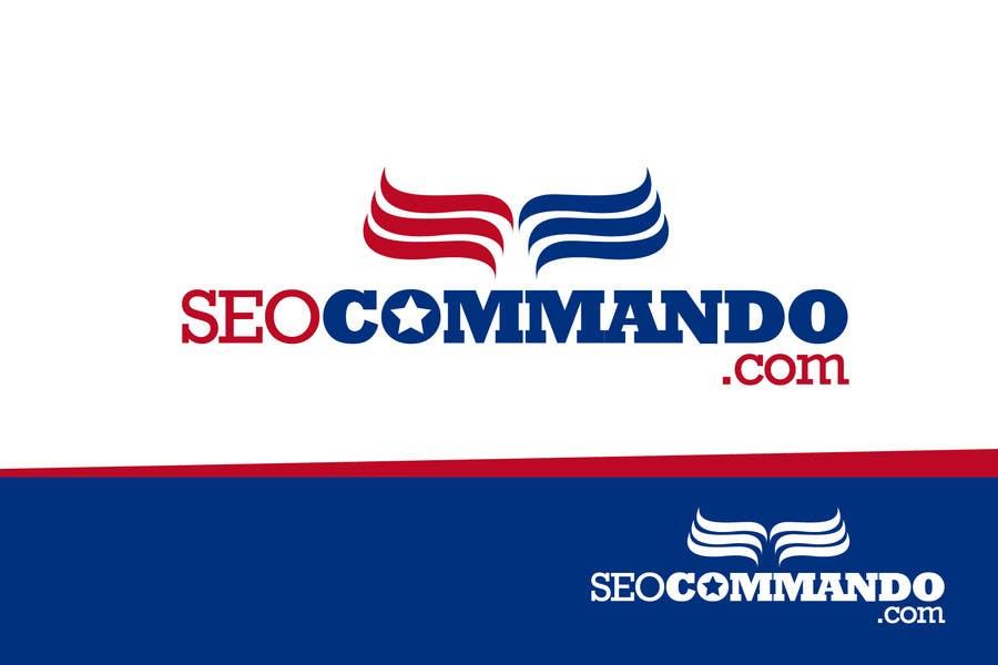 Kilpailutyö #53 kilpailussa Logo Design for SEOCOMMANDO.COM