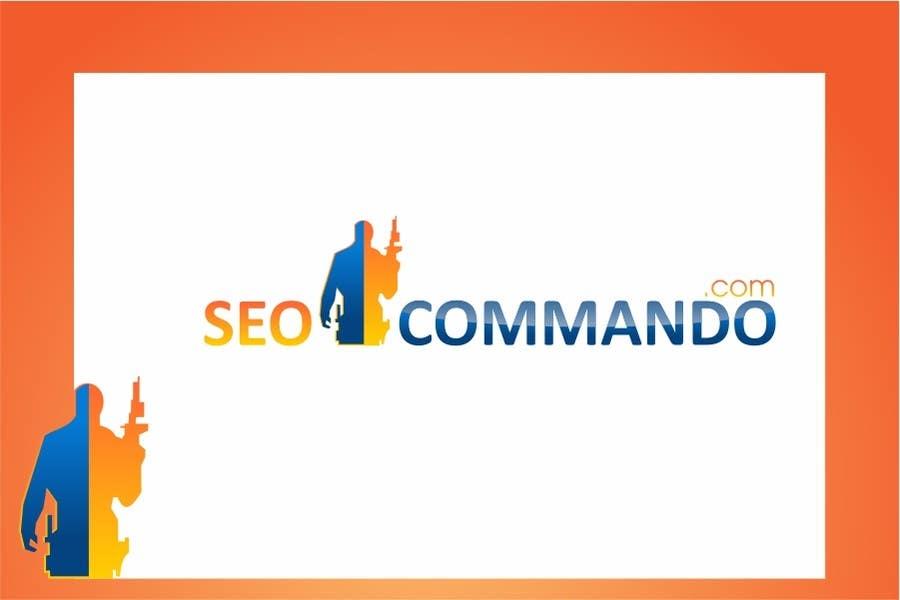 Penyertaan Peraduan #83 untuk Logo Design for SEOCOMMANDO.COM