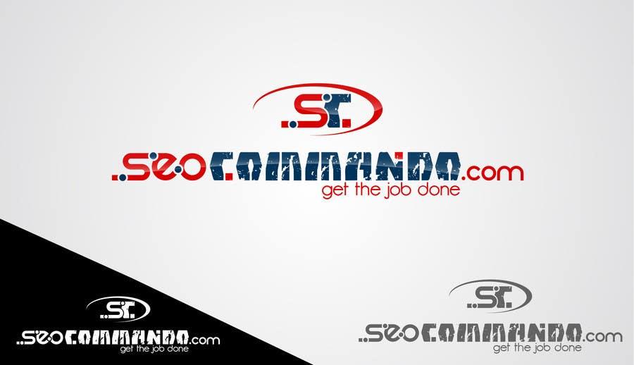 Kilpailutyö #11 kilpailussa Logo Design for SEOCOMMANDO.COM