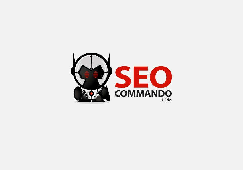 Kilpailutyö #104 kilpailussa Logo Design for SEOCOMMANDO.COM
