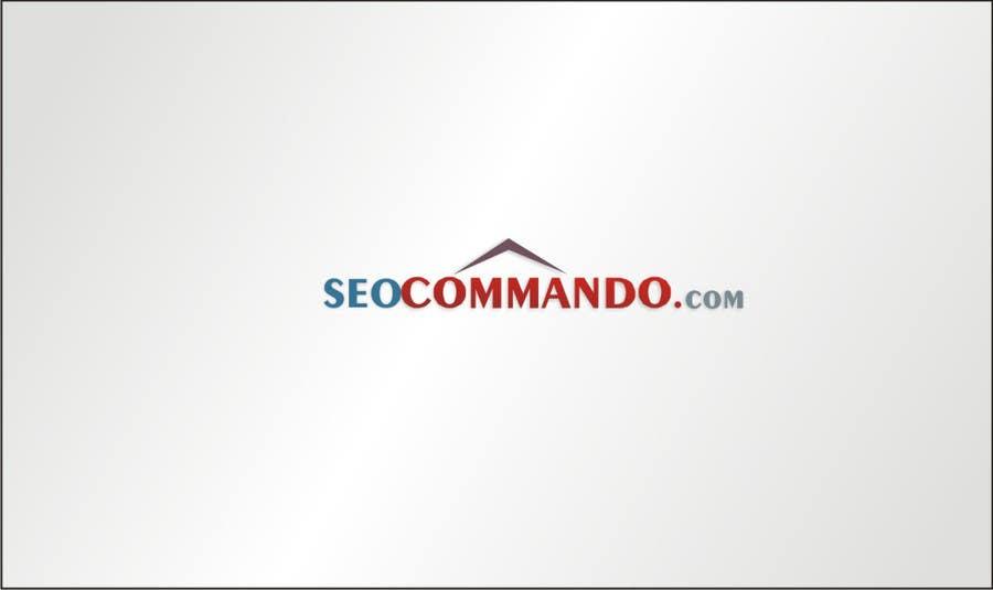 Kilpailutyö #51 kilpailussa Logo Design for SEOCOMMANDO.COM