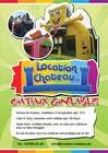 Bài tham dự #8 về Graphic Design cho cuộc thi Flyer Design for Inflatable castle rental