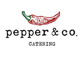 #67 for PEPPER & CO CATERING by KateStClair