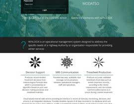 #5 for Design a Website Mockup for Software as a Service Landing Page by ShanuSaini