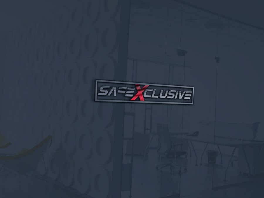 """Bài tham dự cuộc thi #86 cho Design a Logo for Industrial Personal Protective Equipment (PPE) Brand """"Safexclusive"""""""""""