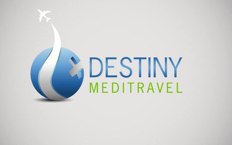 Konkurrenceindlæg #                                        108                                      for                                         Logo Design for Destiny Meditravel