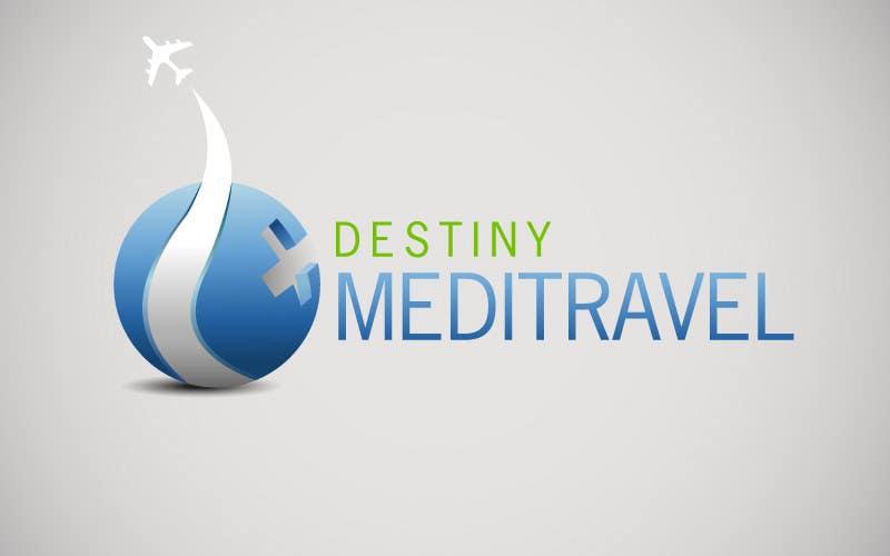 Konkurrenceindlæg #                                        111                                      for                                         Logo Design for Destiny Meditravel