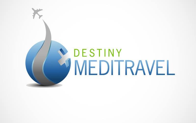 Konkurrenceindlæg #                                        112                                      for                                         Logo Design for Destiny Meditravel