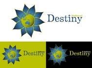 Graphic Design Kilpailutyö #99 kilpailuun Logo Design for Destiny Meditravel