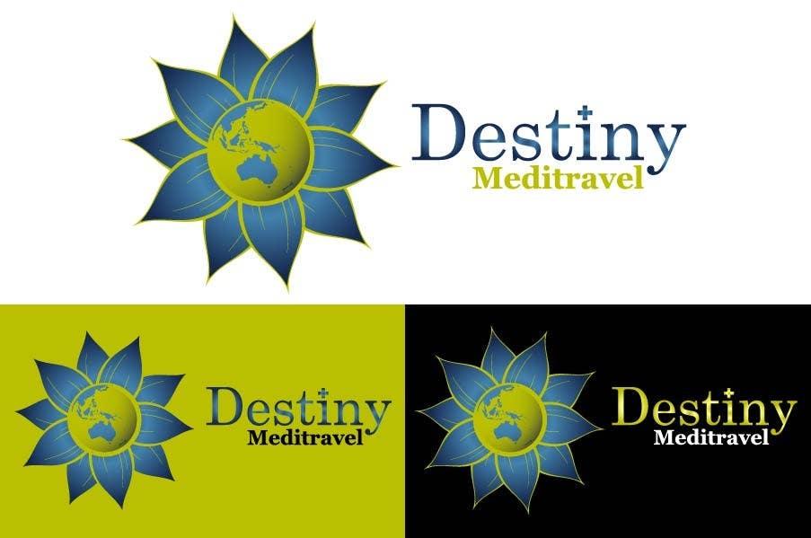 Konkurrenceindlæg #                                        100                                      for                                         Logo Design for Destiny Meditravel