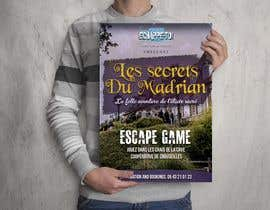 #24 for Create our new Escape Game posters! by StefK23