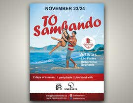 #16 cho Flyer para workshop de dança bởi dessdamiani