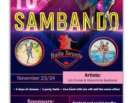 #2 cho Flyer para workshop de dança bởi deepakshan