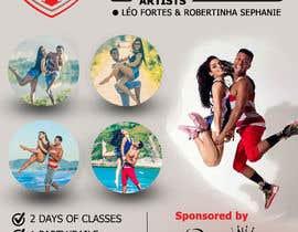 #1 cho Flyer para workshop de dança bởi kingphobie