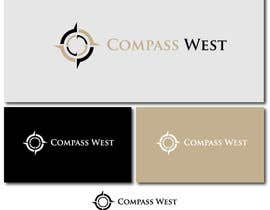 #131 cho Logo Design for Compass West bởi dianabol100