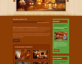 nº 13 pour Website Redesign for Upscale Building Contractor par keyStride
