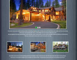 #3 para Website Redesign for Upscale Building Contractor por chelz05