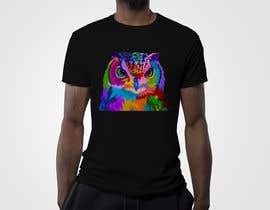 #106 untuk 80s vaporwave T-shirt merch oleh alauddink1