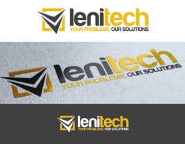 #36 para Logo & Stationary Design for LeniTech, a Small IT Support Company por MIMdesign