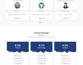 Nro 3 kilpailuun Redesign work page käyttäjältä Chathu9528