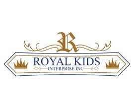 #18 untuk Logo Design for ROYAL KIDS ENTERPRISE INC oleh anowarfreelance8