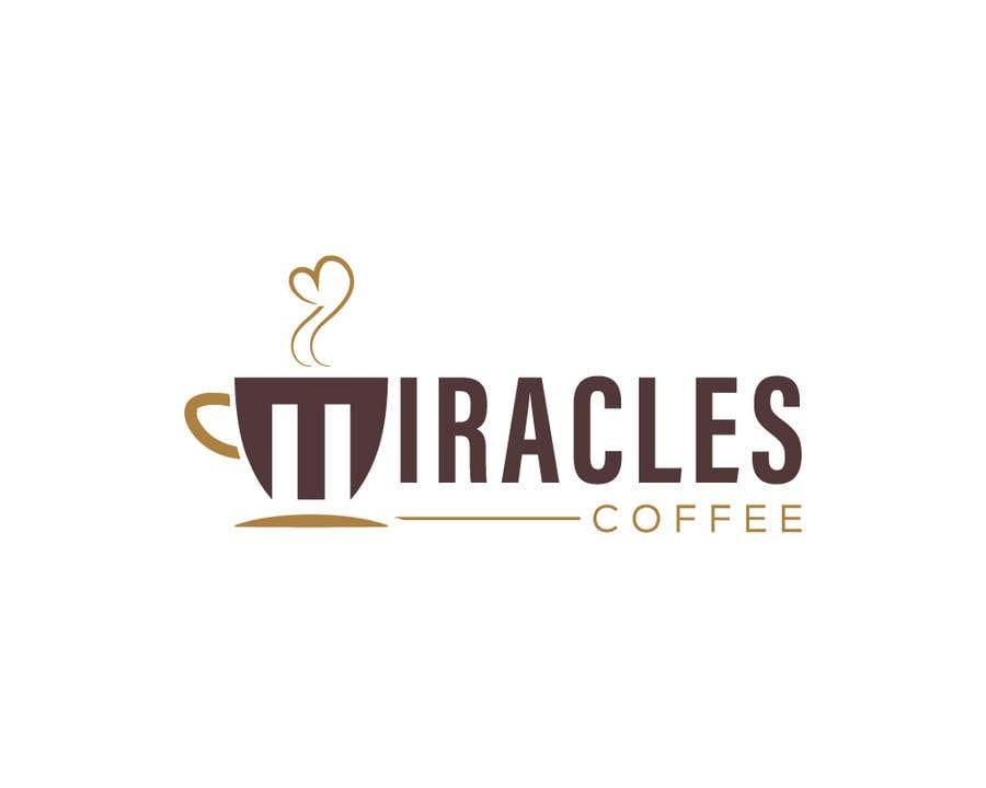 Kilpailutyö #73 kilpailussa Miracles Coffee