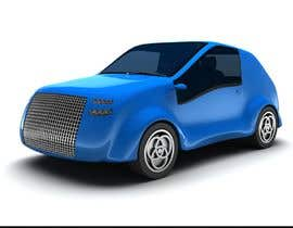 #12 for Car design (mini SUV) af Sarxyr