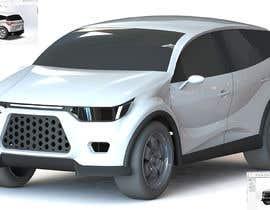 #30 for Car design (mini SUV) by ariestawy