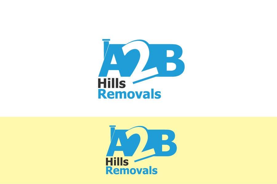 Kilpailutyö #                                        14                                      kilpailussa                                         Logo Design for a furniture removals company