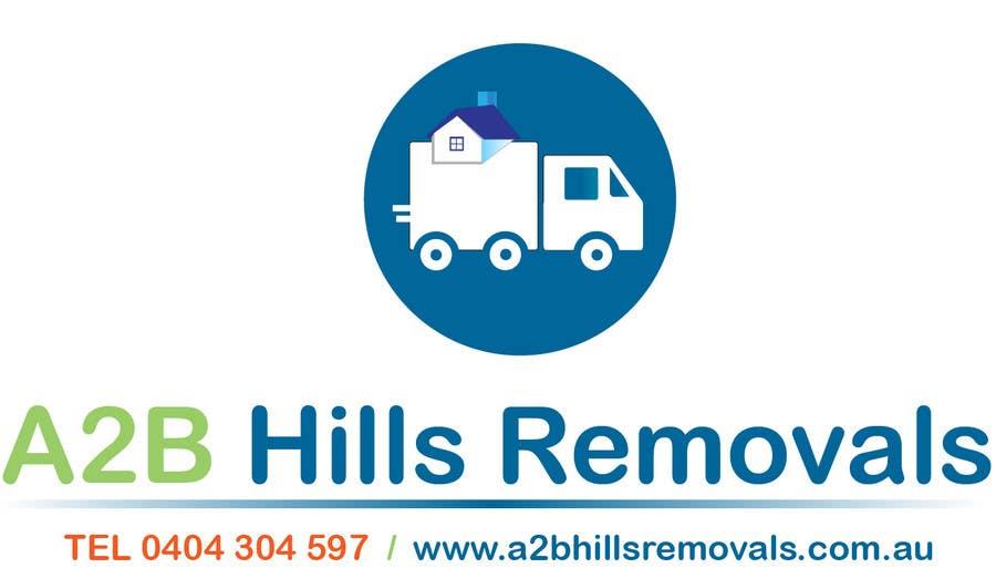 Kilpailutyö #                                        21                                      kilpailussa                                         Logo Design for a furniture removals company