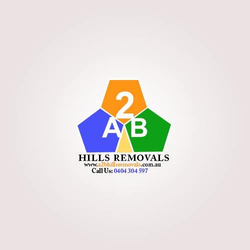 Kilpailutyö #                                        8                                      kilpailussa                                         Logo Design for a furniture removals company