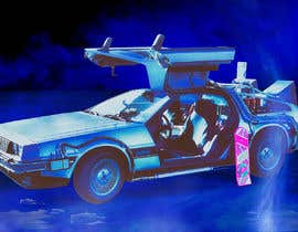 #21 for I would like someone to edit the image of my Delorean to be in a different/dark/urban environment with smoke coming out of the rear vents and cockpit, and extra lighting. I can show example if needed. by ashishmehta591