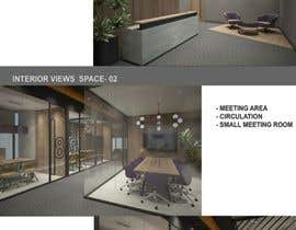 #5 for I want an office space designed af mnadeemarchitect